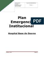 Plan de Emergencia HBO Version 12 311