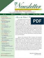 NIS News Letter Vol 2 i6
