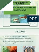 Prevencion y Conyrol de Infecciones Hospitalarias