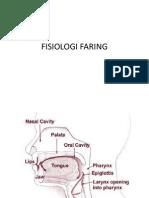 Fisiologi Faring