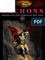 The Archons. Hidden Rulers Through the Ages