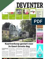 Over Deventer September 2013