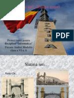 Slatina Ieri, Slatina Astazi Fieraru Andrei Madalin