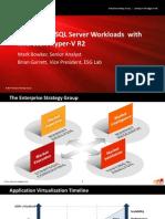ESG Preso Microsoft Hyper-V Performance SQL Server Mar 11_Wide