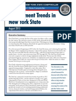 Employment Trends Nys 2013
