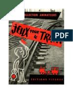 Jeux 06 Jeux Pour Le Train Collection Animateurs