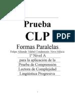 Protocolo CLP 1 A