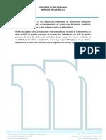 7. Propuesta Tecnica - Procedimientos de Trabajo - Promin