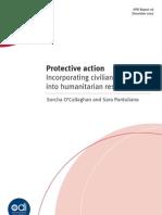 Protective Action Incorporating Civilian Protection Into Humanitarian Response
