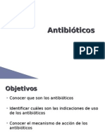 Antibióticos CLASE 7