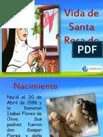 Santa Rosa de Lima, Vida y Obras, Para Docentes