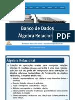 BD 06 AlgebraRelacional