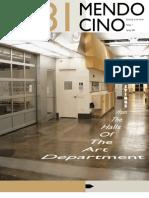 UOP Art Department Newsletter, vol. 1