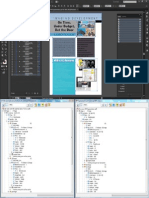 Xerox 7535 PDF vs LeadTools PDF