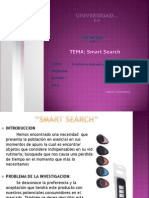 Estadistica Smart Search