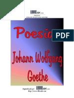 Poesías (Goethe)