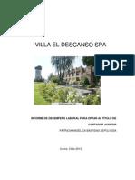 Informe de Practica Contador Auditor