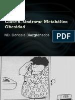 Clase 9. Sindrome Metabólico_Obesidad