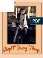 1° Bright young thing