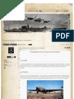 El bombardeo de La Línea de la Concepción