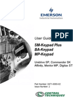 SM-Keypad Plus User Guide Issue 2