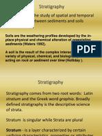 Excavation Stratigraphy