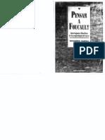Castro_Pensar a Foucault