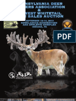 2013 PA Deer Farmers Auction Catalog