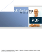 Facebook Marketing the Ultimate Guide