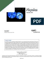 Foundations of Physics - Tom Hsu