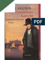 Akunin, Boris - Fandorin 11 - Die Diamantene Kutsche