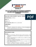 Planes Junio Jose Luis Garcia