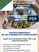 CIENCIAS NATURALES Y EDUCACIÓN AMBIENTAL
