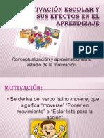 lamotivacinescolarysusefectosenelaprendizaje-110120141539-phpapp01