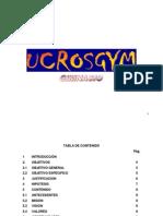 UCROSGYM