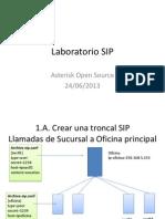 Laboratorio SIP