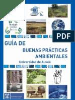 Guía de buenas prácticas ambientales