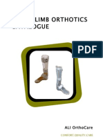 Orthotics Catalog