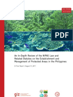 Review of NIPAS