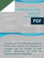 2. Conceptos Básicos de Flujo Vehicular