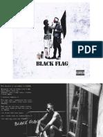 Digital Booklet - Black Flag