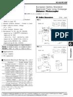 PC123 Data Sheets