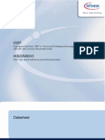 IKB20N60H3 Data Sheets
