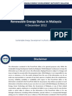 SEDA TNB FiT Feed in Tariff EcoSensa Solar Malaysia