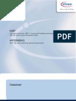 IKP20N60H3 Data Sheets