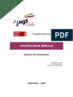 CRISTOLOGIA BIBLICA