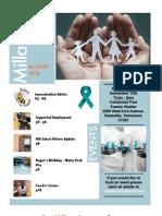 MillarRich Newsletter August 2013