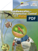 Fundamentos Diagnostico y Control Malaria[1]
