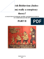 Is the Jewish Bolshevism - Judeo-Bolshevism Really a Conspiracy Theory Part II
