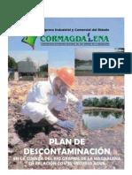 PLAN DE DESCONTAMINACIÓN DEL RIO MAGDALENA